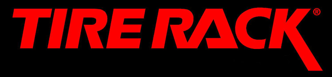 TireRack logo red and black