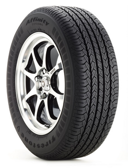 Firestone Affinity Touring Tire